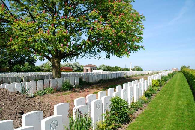 outtersteene-cemetery