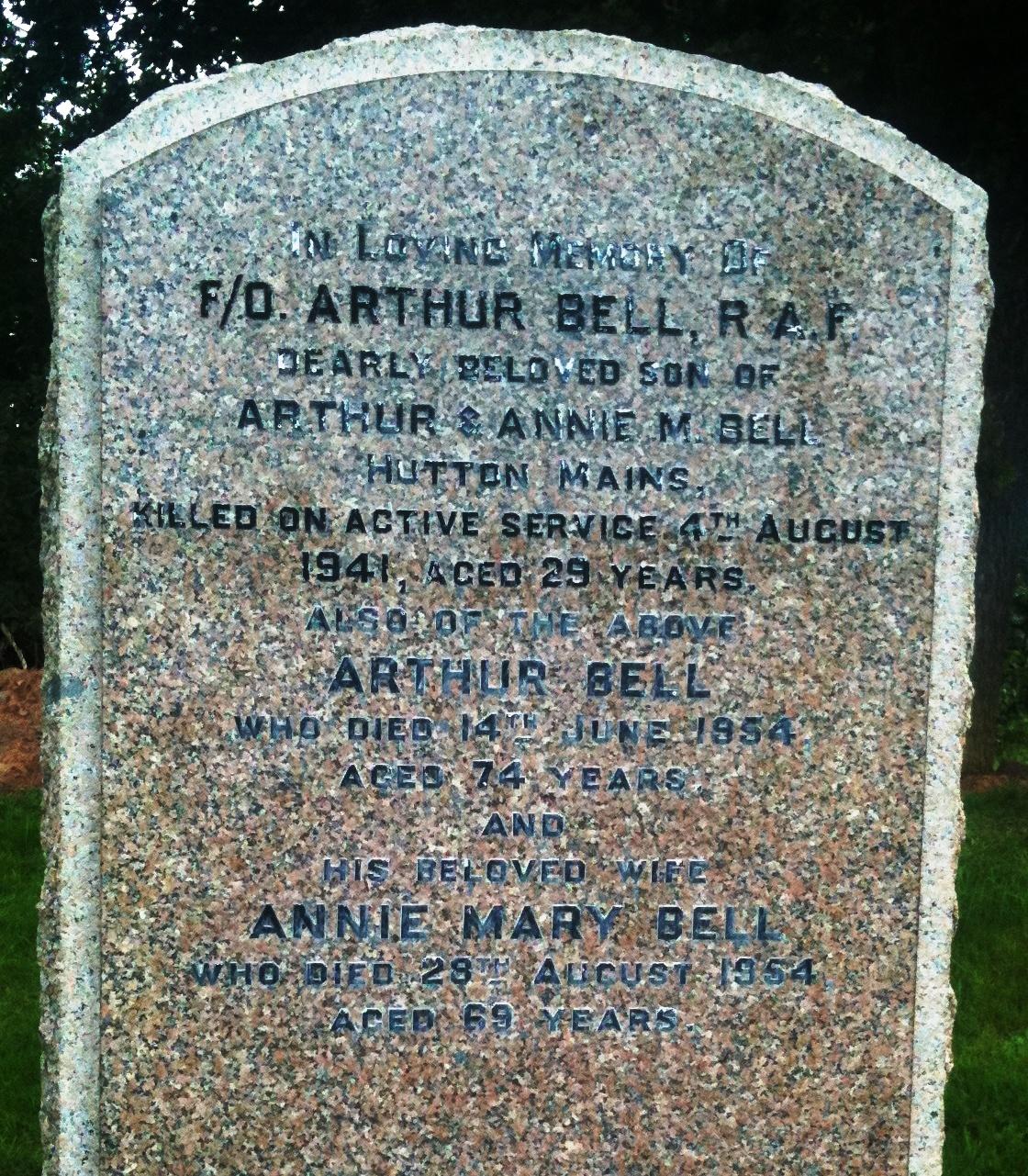 Sergeant Arthur Bell