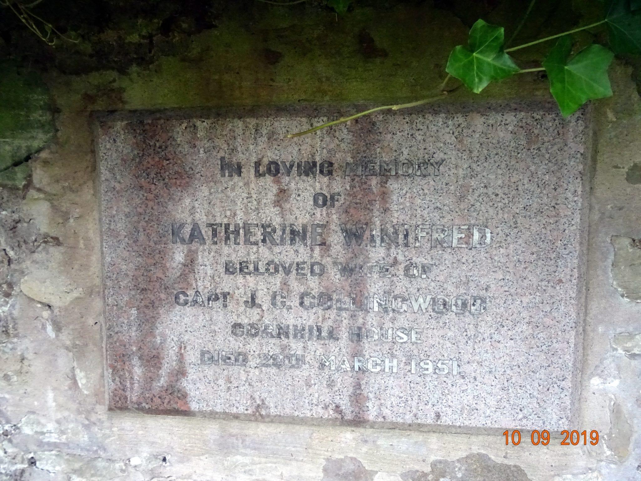 Catherine Collingwood