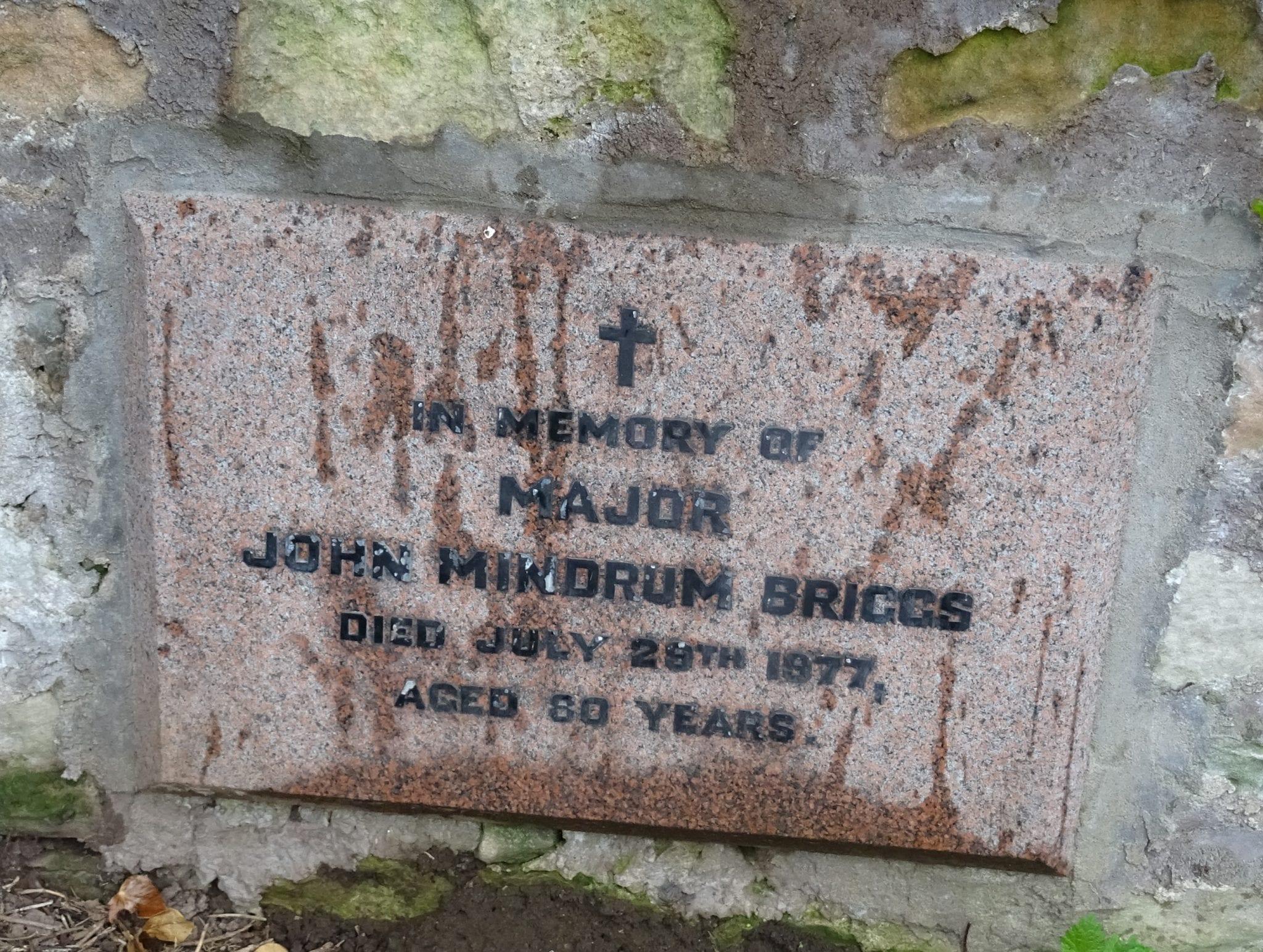 John Mindrum Briggs