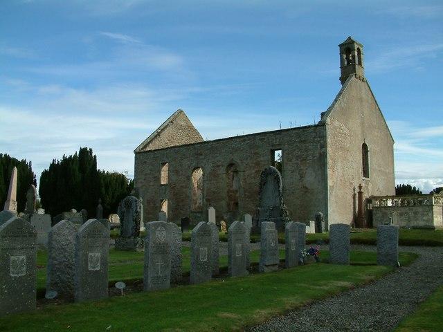 old_kiltearn_parish_church_-_geograph_org_uk_-_1235916