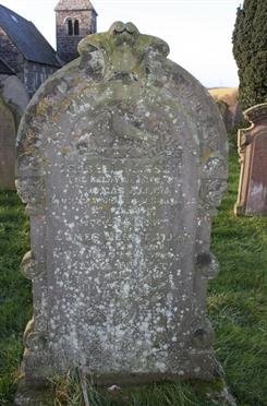 Old Churchyard -  Row 13 -  North - Allen/Nesbit