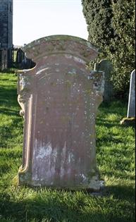 Old Churchyard -  Row 12 -  North - Fairnington