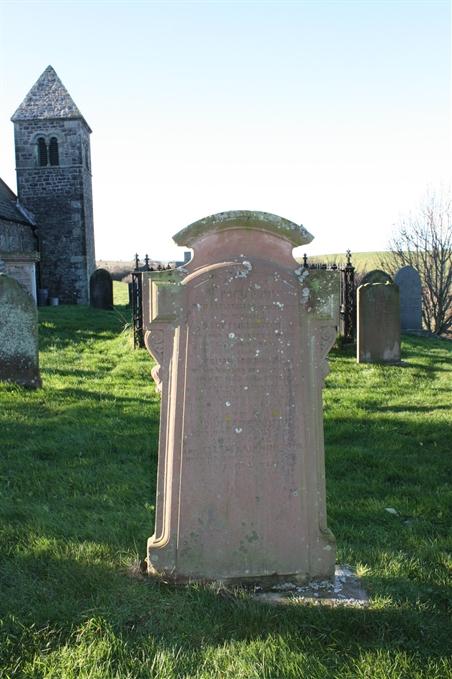 Old Churchyard -  Row 11 -  North - Fairnington