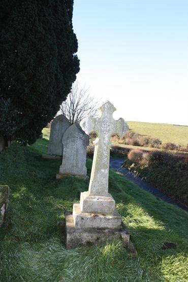 Old Churchyard -  Row 11 -  North - Wilson/Fairnington