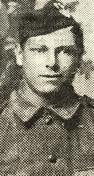 Private Alexander Ainslie