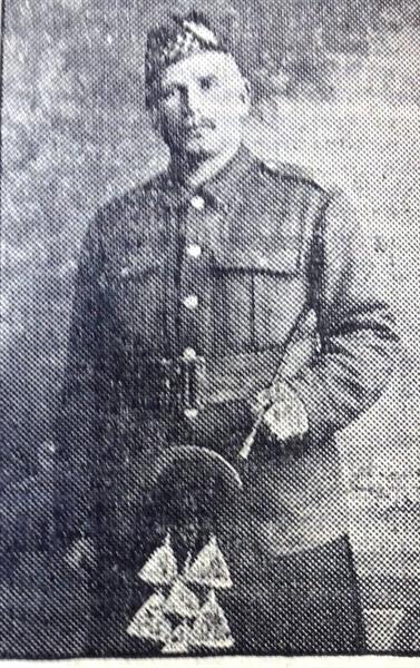 Private John Knowles
