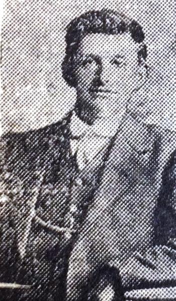 Private Stafford Wilson