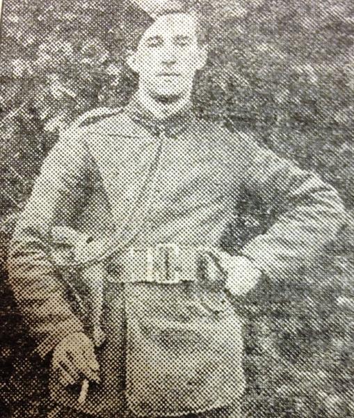 Sergeant David Walker