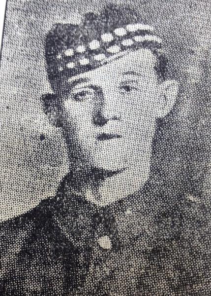 Private Walter Smith