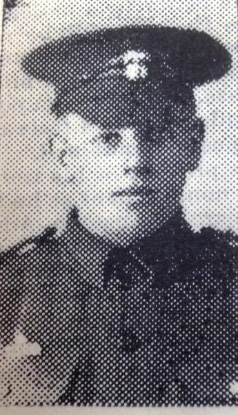Private George Gray