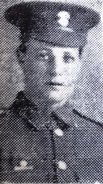 Corporal John McVeigh