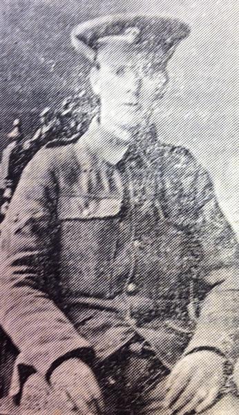 Sergeant James Piercy M.M.