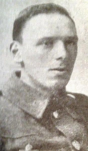 Corporal Thomas Fell