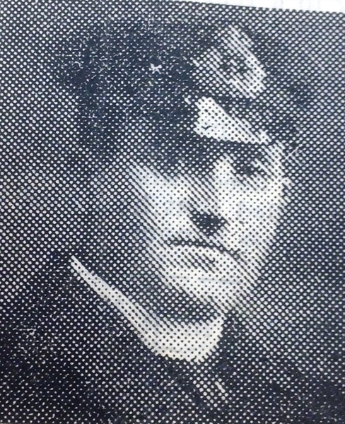 Chief Artificer Engineer James Anderson
