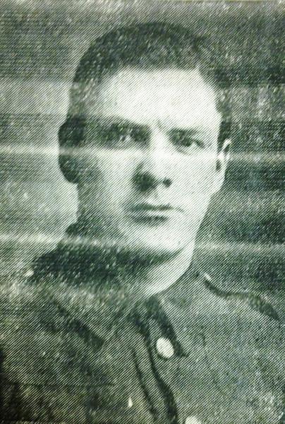 Corporal John Boal M.M.