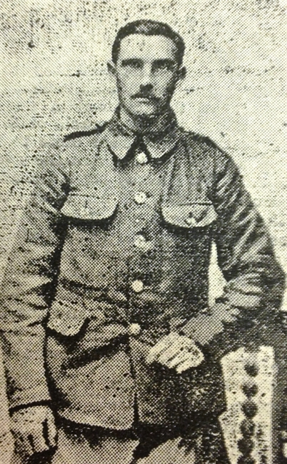 Private Henry Demee