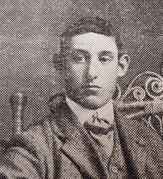 Private Percy Pomfret