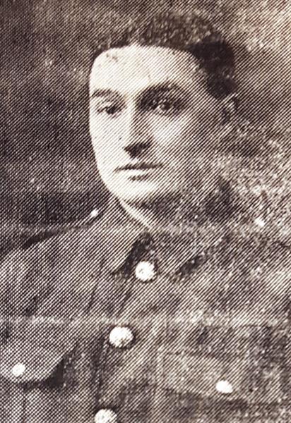 Corporal John Seals