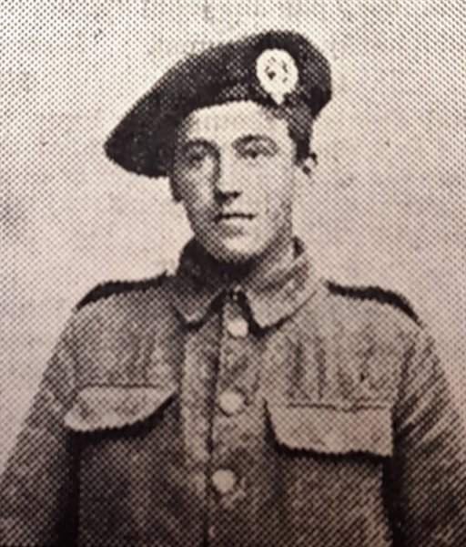 Private Robert Bell