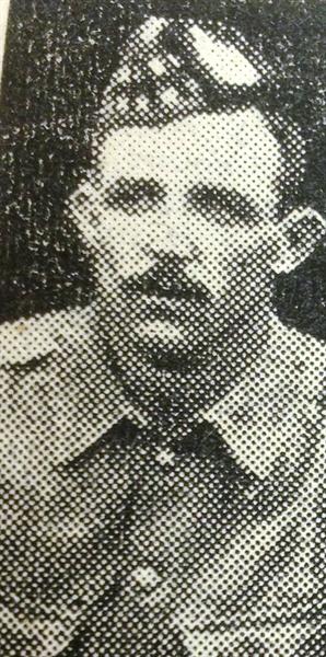 Corporal John Borthwick