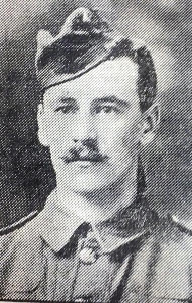 Corporal John  Buglass