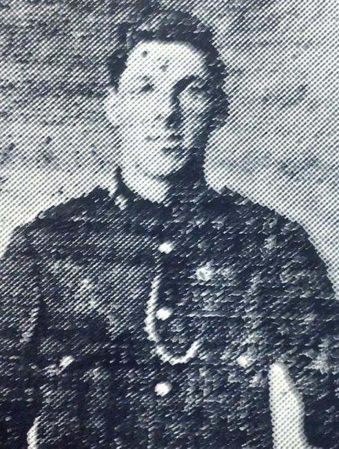 Private James Burns