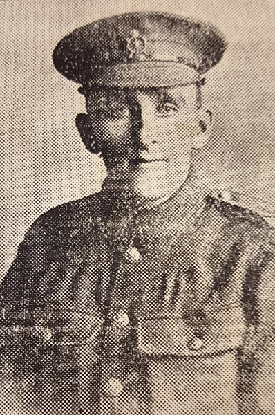 Private Charles. Erswell