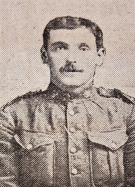 Private George Hogg