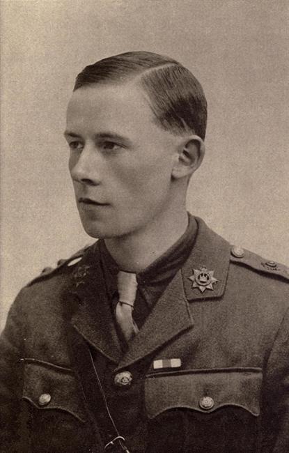 Lieutenant William Hodgson M.C.