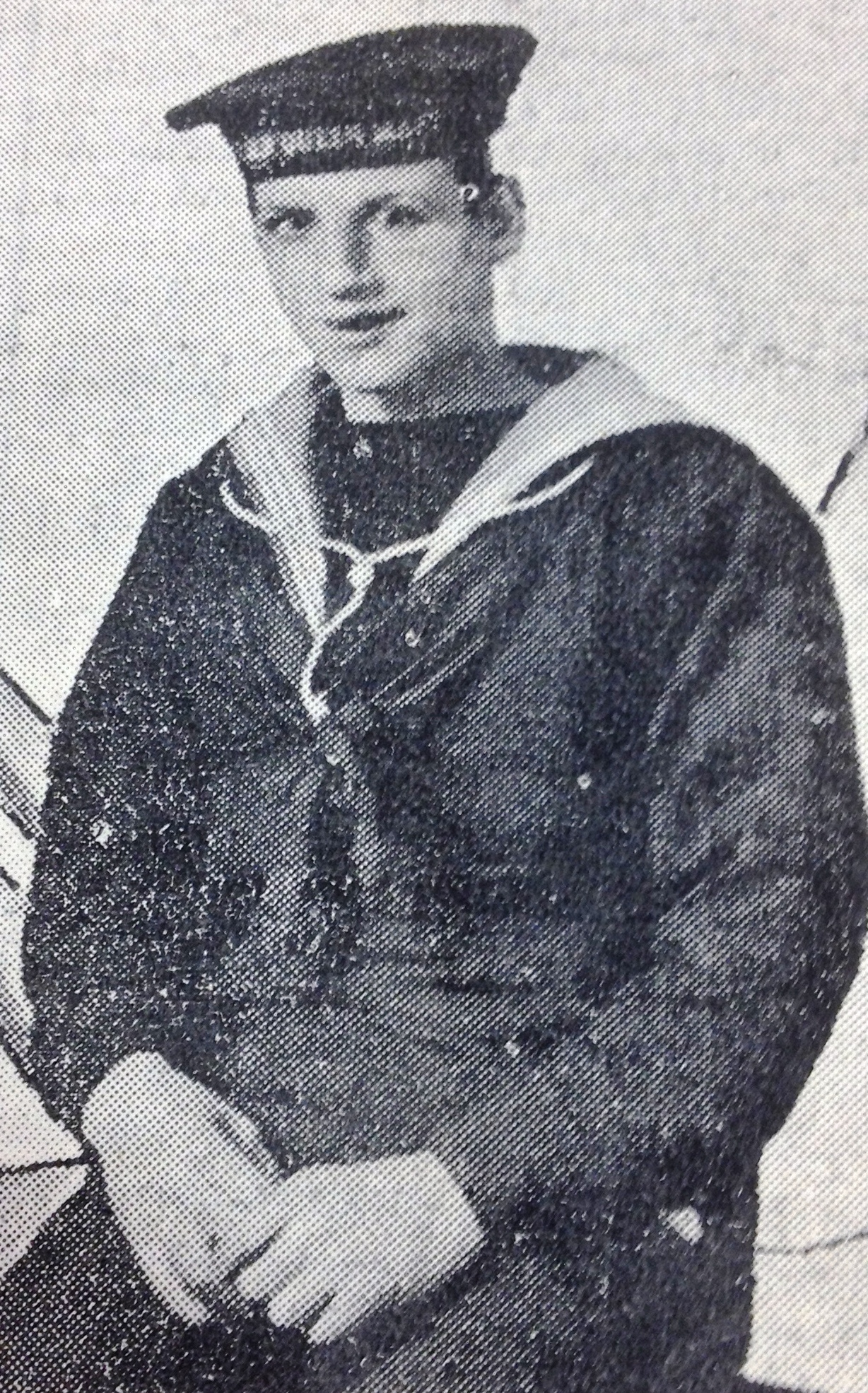 Able Seaman Thomas Morrison