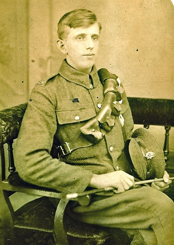 Private James Anderson