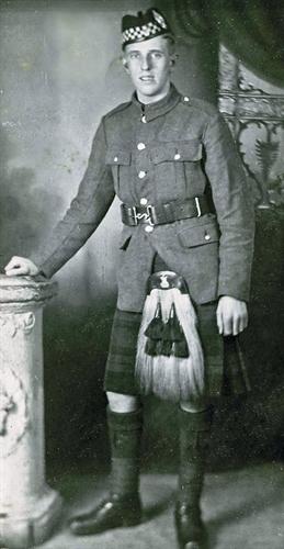 Private James Anderson