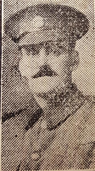 Private James Henderson