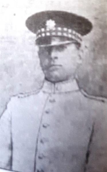 Private Thomas Poole