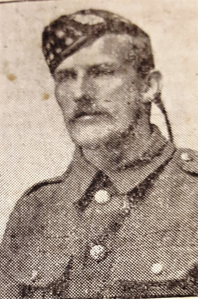 Private Peter Whitlie