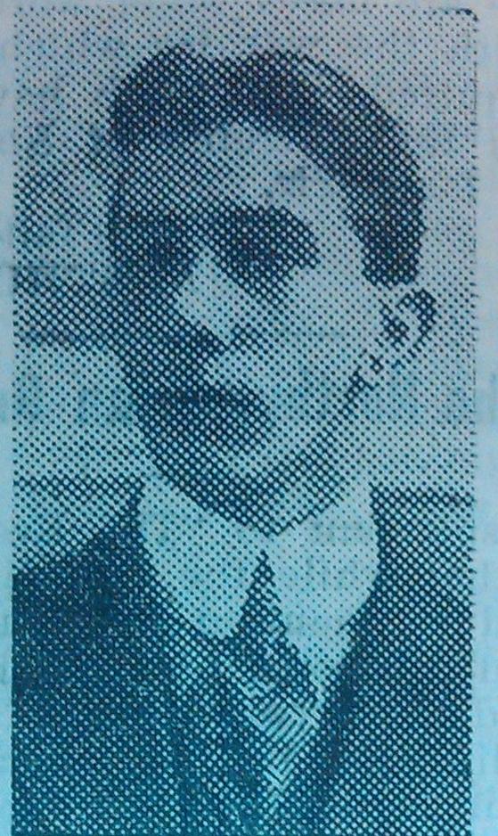 Sergeant Leonard Stanley Trevor Jones