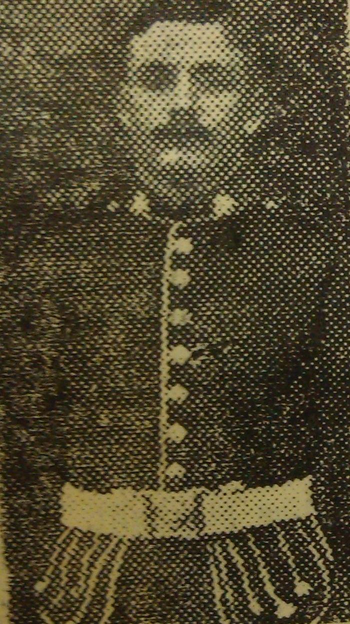 Corporal John Robertson White