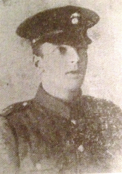 Corporal George Patterson