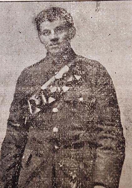 Gunner Alexander Taylor