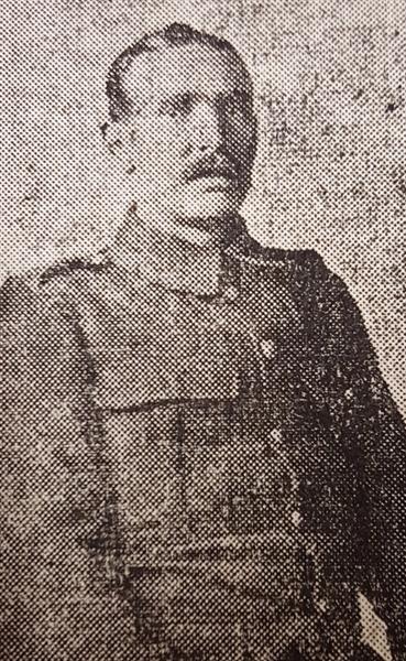 Private Thomas Faragher