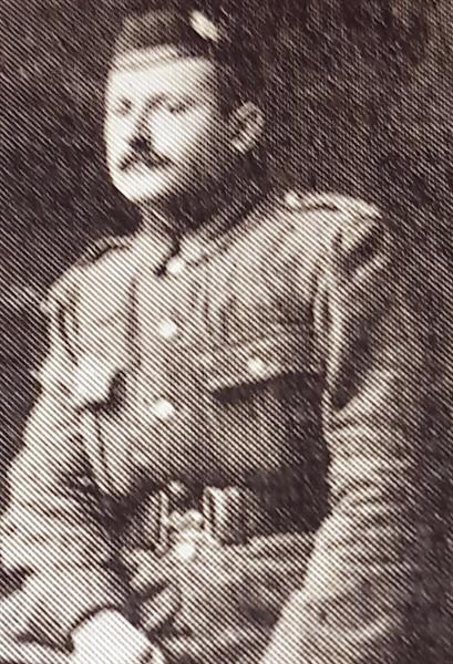 Private Hugh Dewar