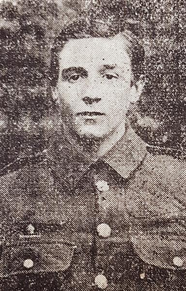 Private John Gibson