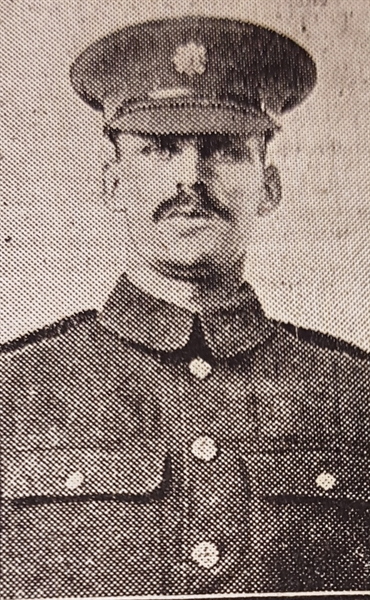 Private John Goodall