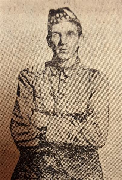 Private Ralph Lyall