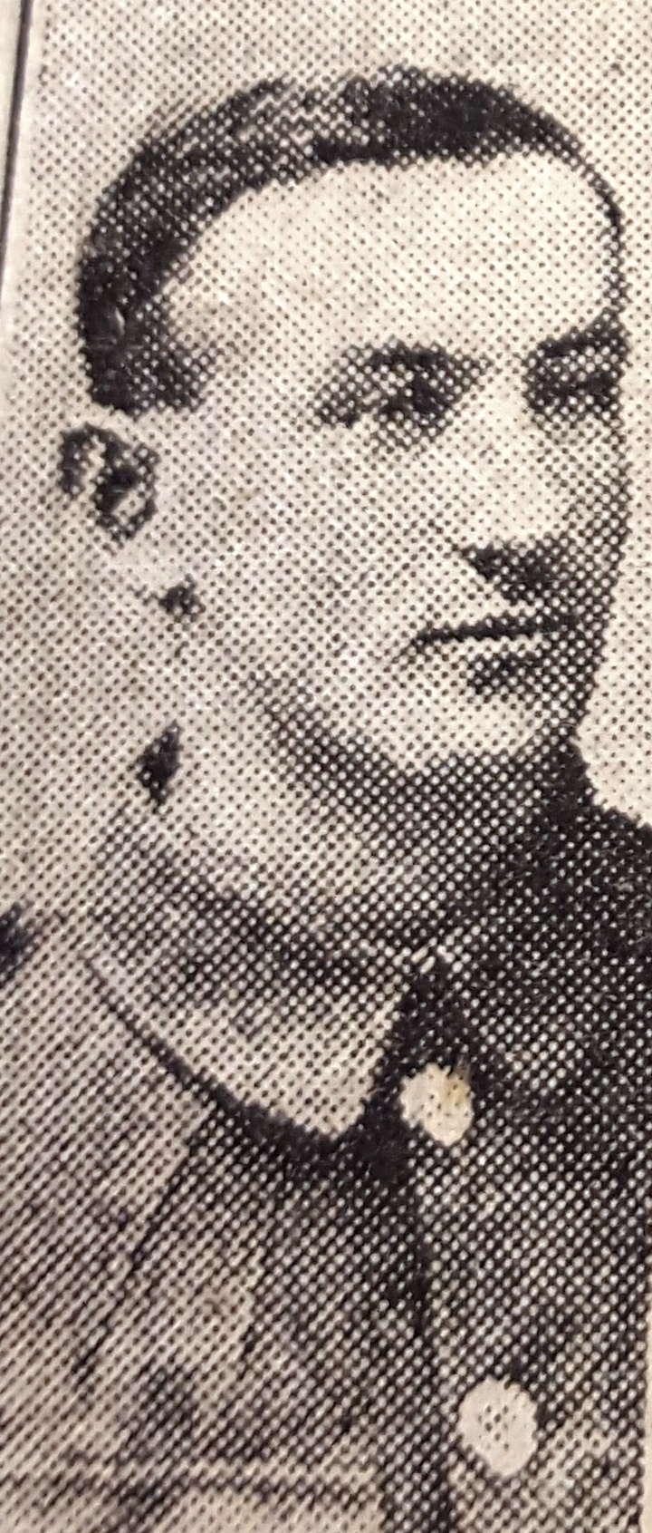 Private Anthony Taylor
