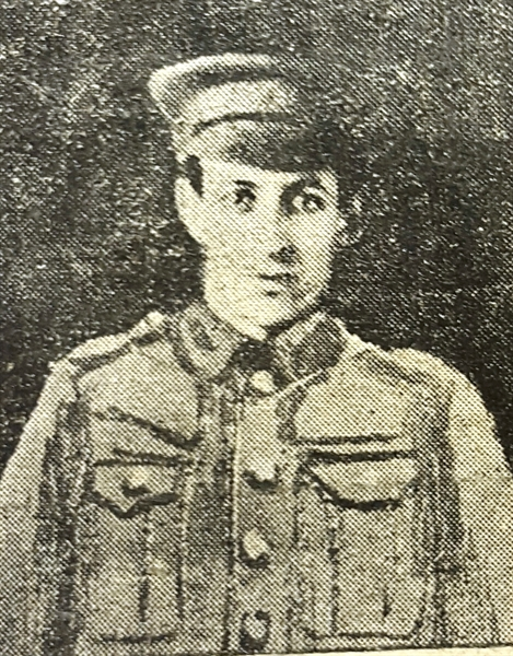 Private George Young