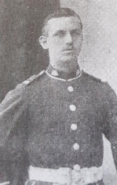 Private Alexander Hush