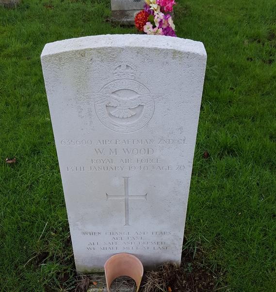 Aircraftman 2nd Class William Wood