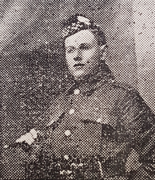 Private James Duncan